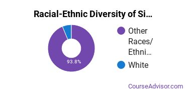 Racial-Ethnic Diversity of Sinte Gleska University Undergraduate Students