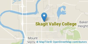 Location of Skagit Valley College