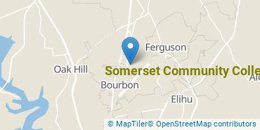 Location of Somerset Community College