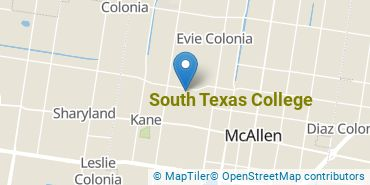Location of South Texas College
