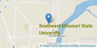 Location of Southeast Missouri State University