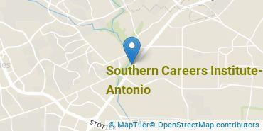 Location of Southern Careers Institute - San Antonio (NW Loop)