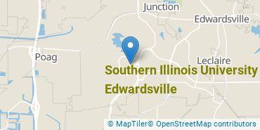 Location of Southern Illinois University Edwardsville