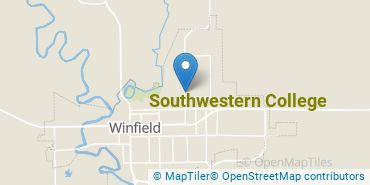 Location of Southwestern College