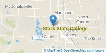 Location of Stark State College