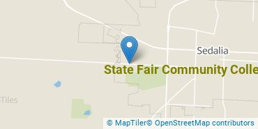 Location of State Fair Community College