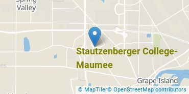 Location of Stautzenberger College - Maumee
