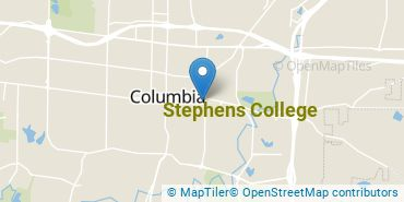 Location of Stephens College