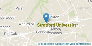 Location of Stratford University