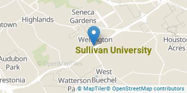 Location of Sullivan University