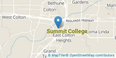 Location of Summit College