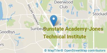 Location of J-Tech Institute