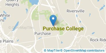 Location of Purchase College