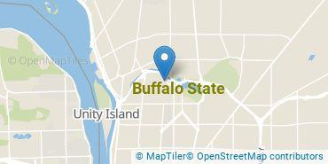 Location of Buffalo State