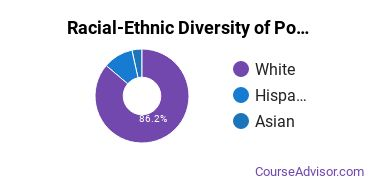 Racial-Ethnic Diversity of Political Science & Government Majors at SUNY Oneonta
