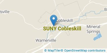 Location of SUNY Cobleskill
