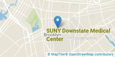 Location of SUNY Downstate Health Sciences University