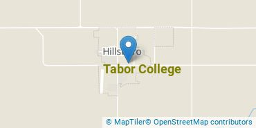 Location of Tabor College