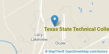 Location of Texas State Technical College