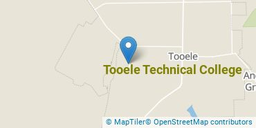 Location of Tooele Technical College