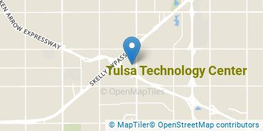 Location of Tulsa Technology Center