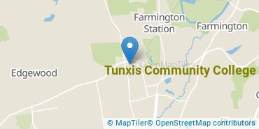 Location of Tunxis Community College