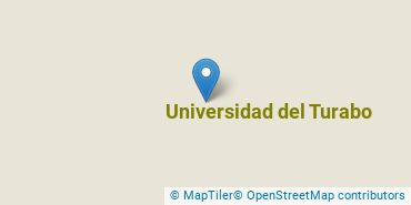 Location of Universidad del Turabo