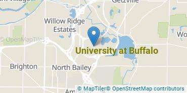 Location of University at Buffalo
