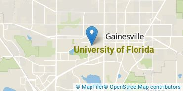Location of University of Florida