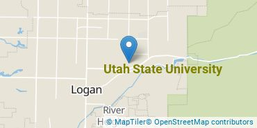 Location of Utah State University