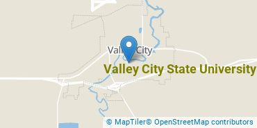 Location of Valley City State University