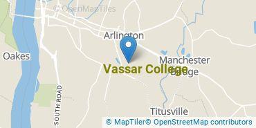 Location of Vassar College