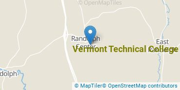Location of Vermont Technical College
