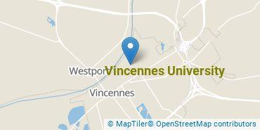 Location of Vincennes University