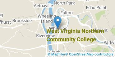 Location of West Virginia Northern Community College