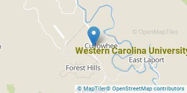Location of Western Carolina University