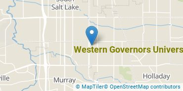 Location of Western Governors University