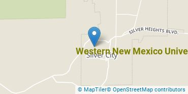 Location of Western New Mexico University