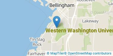 Location of Western Washington University