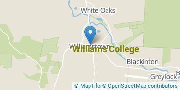 Location of Williams College
