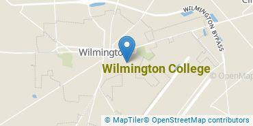 Location of Wilmington College