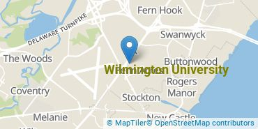 Location of Wilmington University