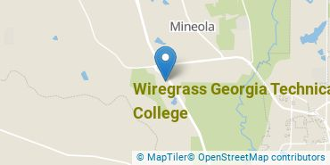 Location of Wiregrass Georgia Technical College