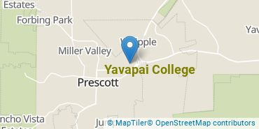 Location of Yavapai College