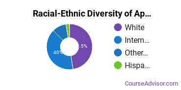 Racial-Ethnic Diversity of Applied Math Graduate Certificate Students