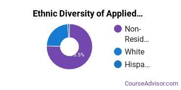 Applied Mathematics Majors in MO Ethnic Diversity Statistics