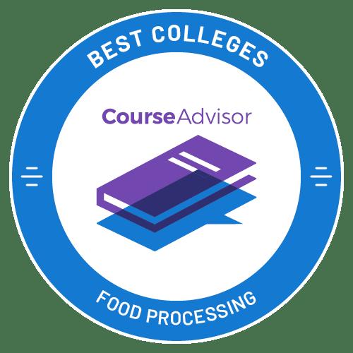 Top Washington Schools in Food Processing