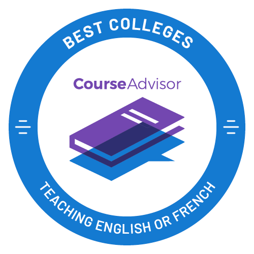 Top Schools for an Associate's in Teaching English or French