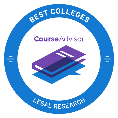 Top Schools in Legal Research