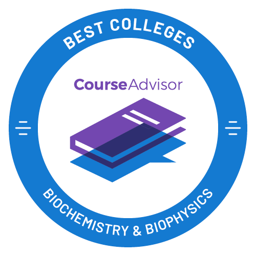 Top District of Columbia Schools in Biochemistry & Biophysics